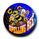 Mylar -Spelling Bee Scholastic Trophy Awards