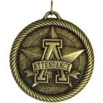 Value Medal Series Awards -Attendance Scholastic Trophy Awards