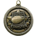Value Medal Series Awards -Computer Scholastic Trophy Awards