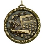 Value Medal Series Awards -Mathematics Scholastic Trophy Awards
