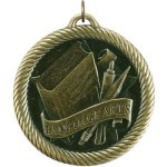 Value Medal Series Awards -Language Arts  Scholastic Trophy Awards