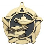 Super Star Medal -Knowledge Scholastic Trophy Awards