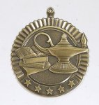 Star Medals -Knowledge  Scholastic Trophy Awards