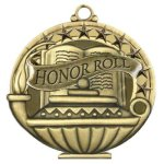 APM Medal -Honor Roll Scholastic Trophy Awards