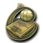 Champion Medal -Soccer Soccer Trophy Awards