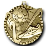 Value Medal -Soccer Soccer Trophy Awards
