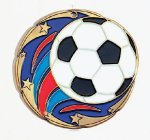 Color Star Medals -Soccer Soccer Trophy Awards