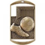 Dog Tag Medals -Soccer Soccer Trophy Awards