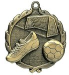 Wreath Medal -Soccer Soccer Trophy Awards