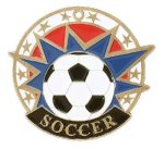 USA Sport Medals -Soccer  Soccer Trophy Awards