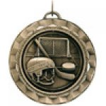 Spinner Medals -Hockey Spinner Medal Awards