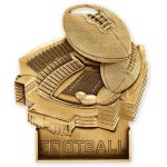 Standup Medal -Football Standup Medal Awards