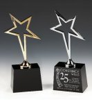 Gold Star Star Crystal Awards