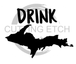 MI - Drink UP States Designs