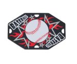 Street Tags -Baseball Street Tag Gifts