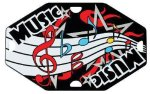 Street Tags -Music Street Tag Gifts