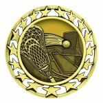 SM Medal -Lacrosse  Super Star Medal Awards