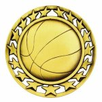 SM Medal -Basketball  Super Star Medal Awards