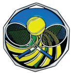 DCM Medal -Tennis Tennis Trophy Awards