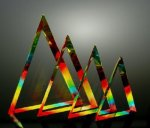 Spectrum Acrylic Award Triangle Awards