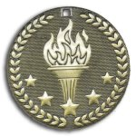 Supreme Medal -Victory  Value Line Medal Awards