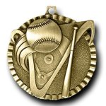 Value Medal -Baseball Value Line Medal Awards