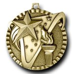 Value Medal -Victory Victory Trophy Awards
