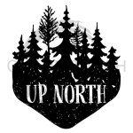 Up North with Trees Wisconsin Designs