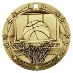 World Class Medal -Basketball World Class Medal Awards
