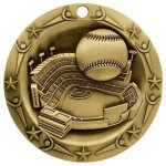 World Class Medal -Baseball  World Class Medal Awards