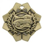 Imperial Medals -Pinewood Derby  Wreath Medal Awards