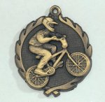 Wreath Medal -BMX Wreath Medal Awards