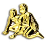 Wrestling Chenille Letter Pin Wrestling Trophy Awards
