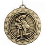 Spinner Medals -Wrestling Wrestling Trophy Awards