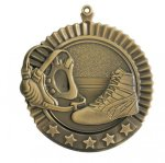 Star Medals -Wrestling  Wrestling Trophy Awards