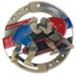 M3XL Series Medals -Wrestling Wrestling Trophy Awards