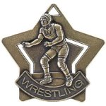 Star Series Medal Awards -Wrestling  Wrestling Trophy Awards