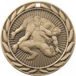 FE Series Medals -Wrestling  Wrestling Trophy Awards