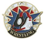 USA Sport Medals -Wrestling  Wrestling Trophy Awards